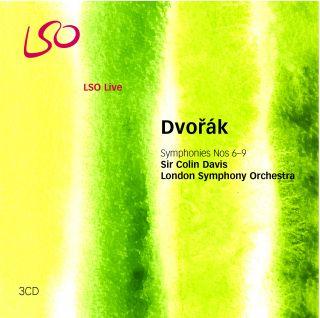 Symphonies 6 - 9