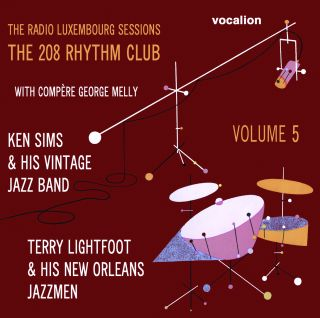 The Radio Luxembourg Sessions: The 208 Rhythm Club Vol. 5