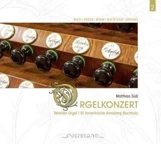 Orgelkonzert in Annabergbuchholz (2)