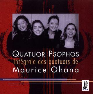 Intégrale des quatuors/ Quators n° 1 à 3