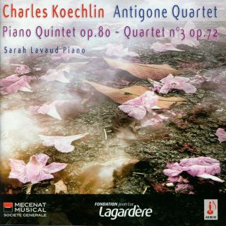 Quintet with piano Op.80/String Quartet No.3 Op.72