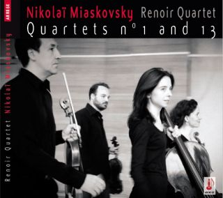 String Quartets Nos.1 & 13