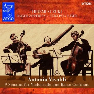 9 SONATAS FOR VIOLONCELLO