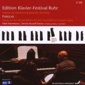 Ludwig van Beethoven: Fidelio (for piano four hands)