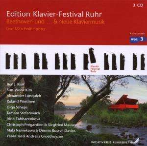 L.v. Beethoven; J. Haydn; N. Medtner; C. Yi; K. Saariaho; W. Killmayer; W. Rihm; F. Chopin; R. Schumann