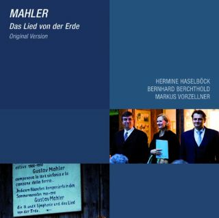 G. Mahler: Das Lied von der Erde (Original Version for piano and Vocals)
