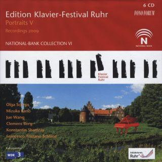 Portraits V (Edition Ruhr Piano Festival Vol. 25)