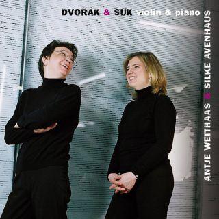 Dvorak & Suk : Violin & Piano