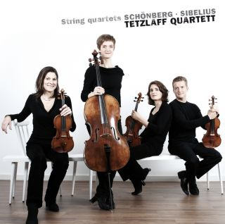 Sibelius & Schoenberg, String Quartets