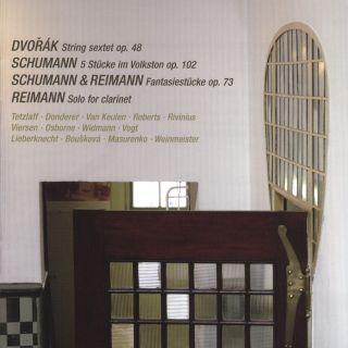 Antonin Dvorak - Robert Schumann - Aribert Reimann