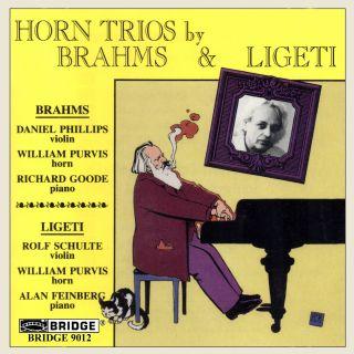 HORN TRIOS BY BRAMHS & LIGETI