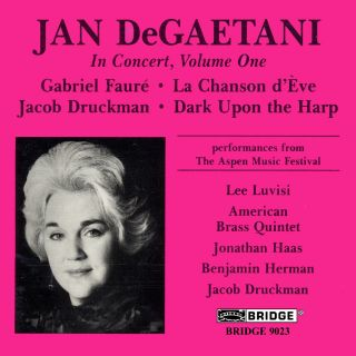 JAN DEGAETINI IN CONCERT VOLUME 1