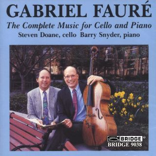 COMPLETE MUSIC FOR CELLO & PIANO