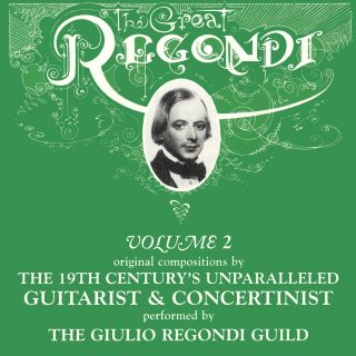 The Great Regondi, Vol. 2