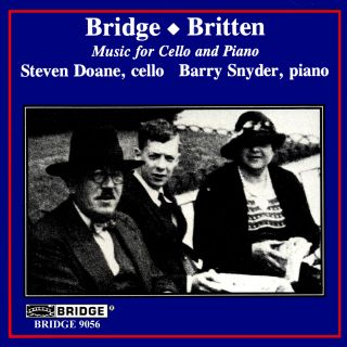 BRITTEN & BRIDGE :CELLO WORKS