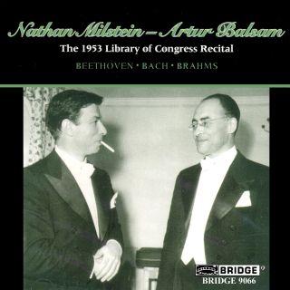 THE 1953 LIBRARY OF CONGRESS RECITA