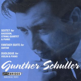 Music of Gunther Schuller