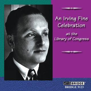 AN IRVING FINE CELEBRATION (LIBRARY