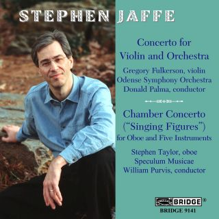 CONCERTO FOR VIOLIN / CHAMBER CONC.