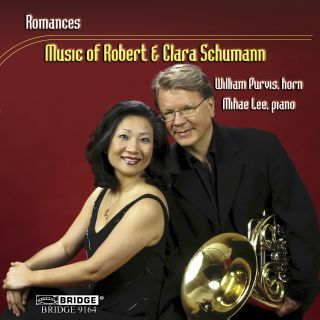 ROMANCES: MUSIC OF THE SCHUMANNS