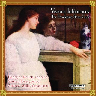 Visions Intérieures - The Developing Song Cycle