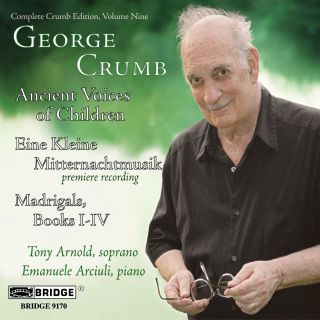 George Crumb Edition, Vol. 9