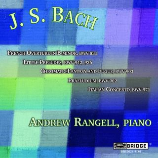 French overture/Little Preludes/Chromatic Fantasy