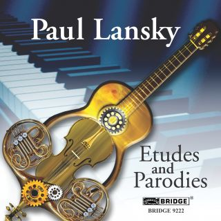 Etudes and Parodies/Semi-Suite/Ricercare Plus