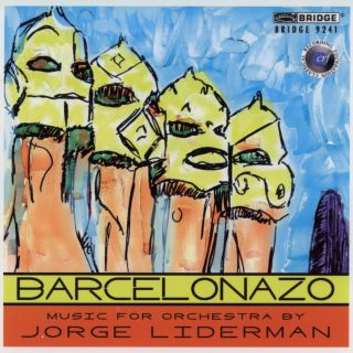 Barcelonazo, Music for Orchestra by
