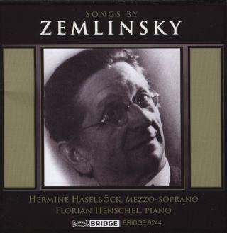 Songs by Zemlinsky