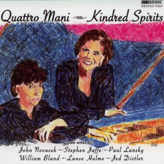 Quattro Mani - Kindred Spirits