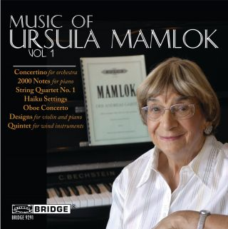 Music of Ursula Mamlok Vol. 1