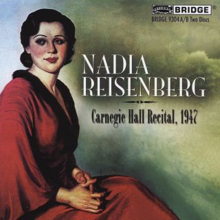 Carnegie Hall Recital, 1947