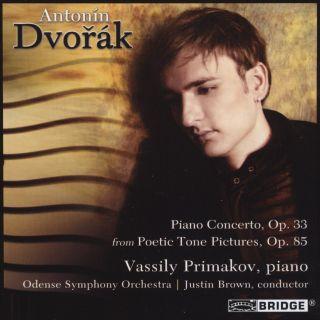 Piano Concert, Op. 33/Poetic Tone-Pictures, Op. 85