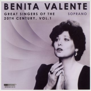Great Singers of the 20th Century, Vol.1