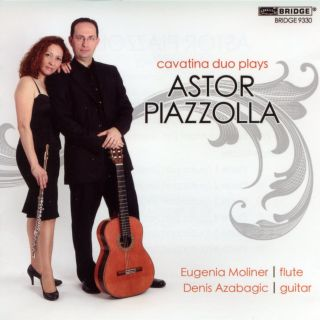 Cavatina duo plays Astor Piazzolla
