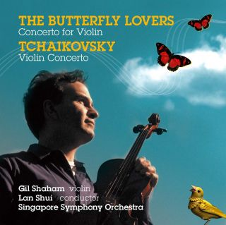 Butterfly Lovers / Violin Concerto