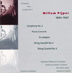 SYMPH. NR.2 / PIANO CONC. / STRING