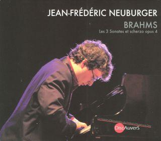 Brahms: 3 Piano Sonatas / Scherzo Op.4