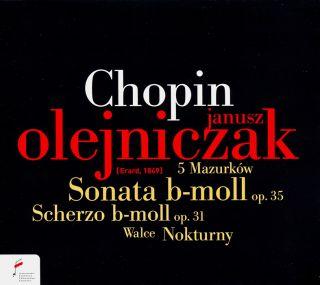 Sonata Op.35/Scherzo Op.31/Nocturnes/Mazurkas/...