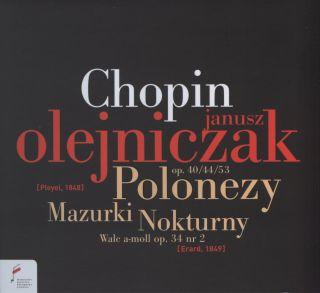 Polkas/Mazurkas/Nocturnes