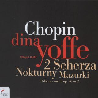 Sherzi/Mazurkas/Nocturnes
