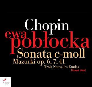 Sonata/Mazurkas op.6, 7, 41/Trois Nouvelles Etudes
