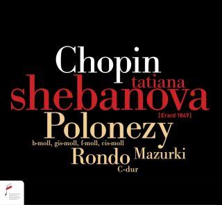 Polonaise/Mazurkas/Rondo
