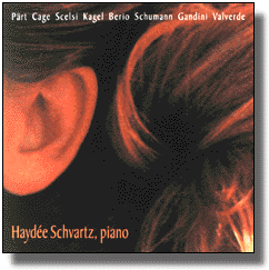 NEW PIANO WORKS FROM EUROPE AND THE