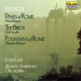 PINES OF ROME/THE BIRDS/FOUNTAINS O