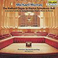 RECITAL WORKS FOR ORGAN AND ORCHEST