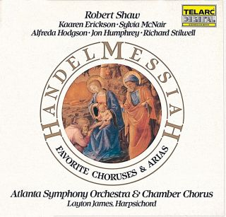 MESSIAH - FAVORITE CHORUSES & ARIAS