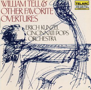 WILLIAM TELL & OTHER FAV. OVERTURES