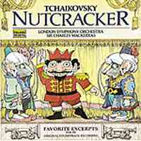 NUTCRACKER (SOUNDTRACK EXCERPTS)